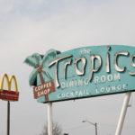Tropics Sign Relighting Ceremony Scheduled